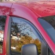 Ветровики (дефлекторы окон) для Volkswagen Caddy (2004 - 2010)
