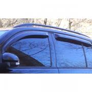 Ветровики для Volkswagen Tiguan (2007 - 2016)