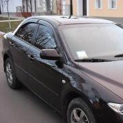 Ветровики для Mazda 6 (2002 - 2007)