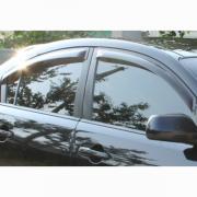 Ветровики для Mazda 3 (2003 - 2008)