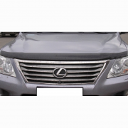 Дефлектор капота (мухобойка) для Lexus LX-570 (2008 - ...)