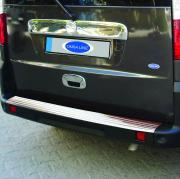 Накладка на задний бампер для Fiat Doblo (2001 - 2009)