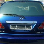Планка на багажник для Lexus RX-300 (98 - 2003)
