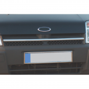 Накладка на решетку радиатора для Ford Connect (2009 - 2014)