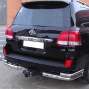 Углы двойные для Toyota Land Cruiser 200 (2007 - ...)