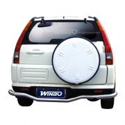 Дуга заднего бампера для Honda CR-V (2002 - 2006)