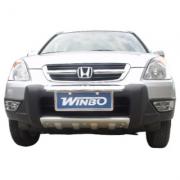 Накладка на передний бампер для Honda CR-V (2002 - 2006)