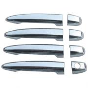 Хром накладки на ручки дверей для Lexus GX 470 (2002 - 2009)