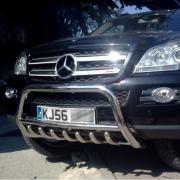 Кенгурятник для Mercedes GL X164 (2006 - 2012)
