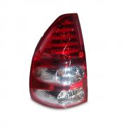 Задние фонари (диодные светлые стиль