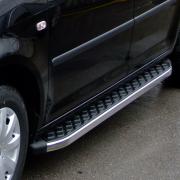 Боковые пороги для Volkswagen Caddy (2011 - ...)