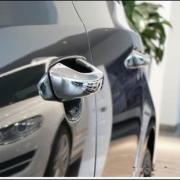 Хром на дверные ручки для Volkswagen Touareg (2010 - ...)