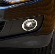 Кант на противотуманки для Volkswagen Amarok (2010 - ...)
