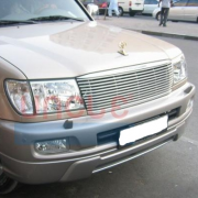 Решетка радиатора для Toyota Land Cruiser 100 (98 - 2006)