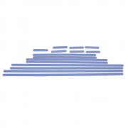 Хром на молдинги дверей для Mercedes Gelandewagen (1986 - 2012)