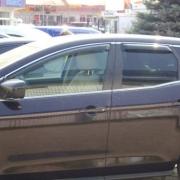 Ветровики для Mazda CX-7 (2006 - 2012)