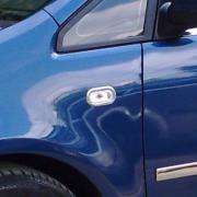Хромированные канты на повторители поворота для Ford C-Max (2003 - 2007)