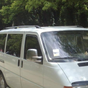 Рейлинги для Volkswagen Transporter T4 (92 - 2003)