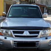 Мухобойка для Mitsubishi Pajero 3 (2000 - 2006)