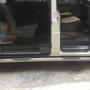 Накладки на пороги для Volkswagen Transporter T4 (92 - 2003)