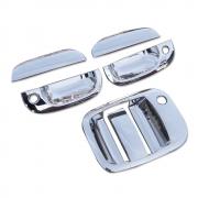 Накладки на ручки дверей для Hyundai Starex H1, H200 (1999 - 2007)