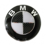 Эмблема BMW (карбон) для BMW X5 E70 (2007 - 2013)