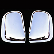 Хром на зеркала для Honda CR-V (1997 - 2001)