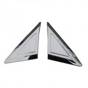 Накладки-уголки на низ заднего стекла для Mercedes Sprinter (2006 - ...)