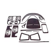 Декор в салон для Fiat Doblo (2001 - 2009)
