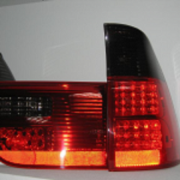 Фонари задние диодные для BMW X5 E53 (1999 - 2006)