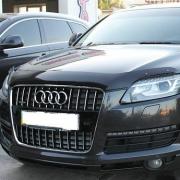 Мухобойка для Audi Q7 (2006 - 2015)