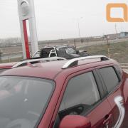 Рейлинги для Nissan Juke (2011 - ...)