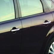 Хром на ручки для Ford Focus (2011 - ...)