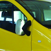 Хром на зеркала для Renault Trafic (2004 - 2010)