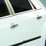 Хром на ручки для Ford Fiesta (2002 - 2007)