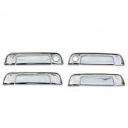 Хром на дверные ручки для BMW 7-серия E32 (88 - 94)
