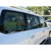 Нижние молдинги окон для Toyota Land Cruiser 200 (2007 - ...)