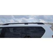 Рейлинги черные для Toyota Prado 150 (2018 - ... )
