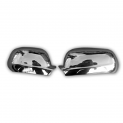 Хром на зеркала для Skoda Super B-5 (2001 - 2007)