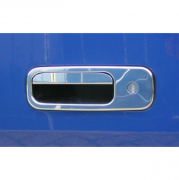 Хром на ручку задней двери для Volkswagen Transporter T5 (2004 - 2009)