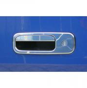 Хром накладка на ручку задней двери для Volkswagen Caddy (2004 - 2010)