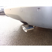 Насадка на глушитель для Hyundai IX35 (2009 - 2015)