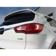 Хром задних фонарей для Kia Sportage III (2010 - 2015)