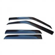 Ветровики для Nissan Juke (2011 - ...)