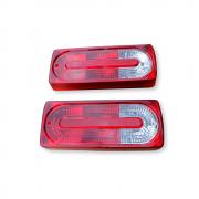 Фонари задние лампочка (светлые) для Mercedes Gelandewagen (1986 - 2012)