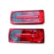 Фонари задние лампочка (темные) для Mercedes Gelandewagen (1986 - 2012)