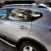 Рейлинги на крышу для Nissan Qashqai (2007 - 2014)