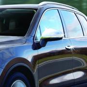 Хром накладки на зеркала для Volkswagen Touareg (2010 - ...)
