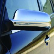 Хром на корпуса зеркал для Skoda Octavia A4 (99 - 2004)