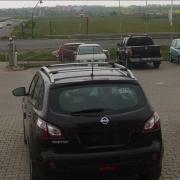 Рейлинги с поперечинами для Nissan Qashqai (2007 - 2014)